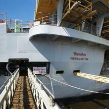 Porte-avions indien : visite d'une délégation indienne à Severodvinsk.