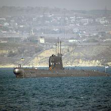 L'Ukraine retrouve l'usage de son unique sous-marin.