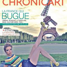 Chronic'art n°73 en kiosques