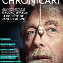 Chronic'art n°74 en kiosque