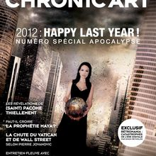 Chronic'art n°75 en kiosque...