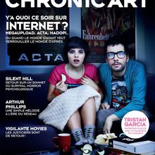 Chronic'art n°76 en kiosque