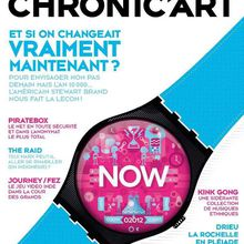 Chronic'art n°77 en kiosques