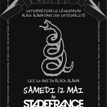 Metallica: confirmation au stade de France!