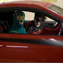 Kick-Ass : Super-Héros Amateur