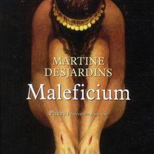[roman] Maleficium : 7 pécheurs et 1 femme