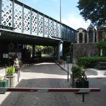 Le Pont Caulaincourt de Montmartre