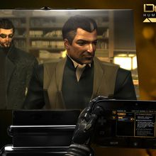 Gameplay Wii U pour Deus Ex Human Revolution Director's Cut