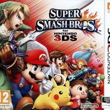 Test Super Smash Bros 3DS : La version du pauvre ?