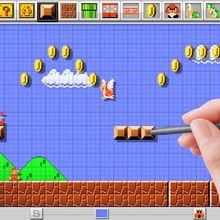 [E3 2014] : Mario Maker annoncé