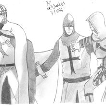 Les dessins du Geek: Assassin's Creed