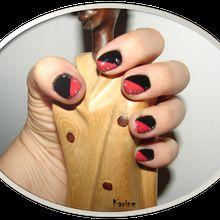 En rouge et noir !