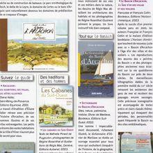 Littérature - Arcachon Magazine - Chroniques - Eté 2005