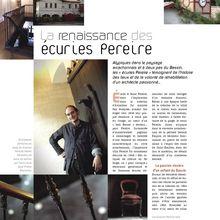 Patrimoine - Arcachon Magazine - Pereire - Eté 2005