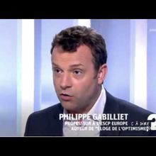 Philippe Gabilliet sur France 5 - Replay