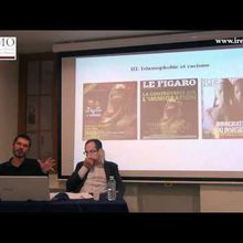 Thomas Deltombe - La construction médiatique de l'islamophobie en France