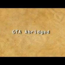 Subway Films Special #6 - GTA Abridged
