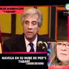 URUGUAY - PARA TABARE VAZQUEZ, LA CANCION DE BARRAGAN