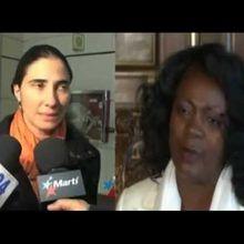 Cuba - Damas de Blanco y Yoani Sánchez: la gira mundial de la represión y la censura