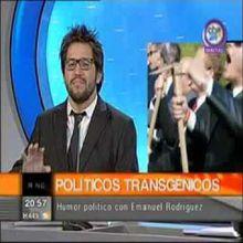Humor: Monsanto y politicos.