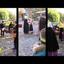 Colmars les Alpes , vidéo pendant les escapades d'antan , dimanche 28 octobre