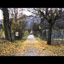 St Andre les Alpes , les précipitations inquiètent, novembre 2011