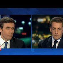 Sarkozy regrette la nuit du Fouquet's (mais il a du mal)