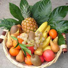 Creez de l'harmonie avec une corbeille de fruits
