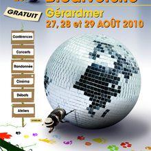 Festival de la Biodiversité à Gérardmer