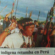 Perú: Paro el 17 de junio y ola de protestas por entreguismo energético