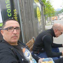 En route vers Paris-Brest-Paris 2015