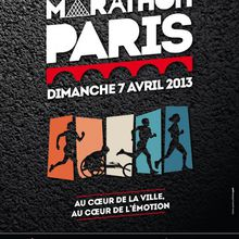 Marathon de Paris - 37e édition du 07/04/2013