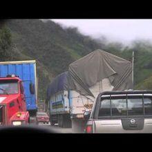 Über die Anden nach Pucallpa