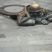 Street Sculpture in