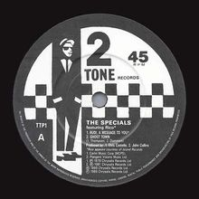 The Specials brillia