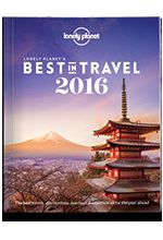 Just Bought 'Lonely Planet's Best in #Travel...