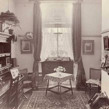 Students' rooms: 1890s v 2010s