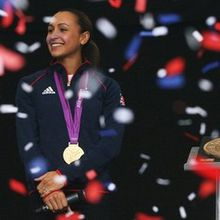 Golden girl Jessica Ennis given freedom of...