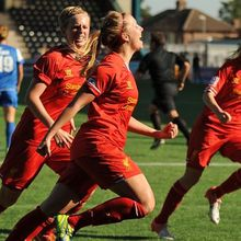 Congrats to Liverpool Ladies FC who have won...