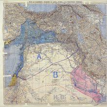 Colloque « L'Orient arabe trahi : un siècle après les accords Sykes-Picot »
