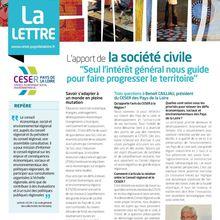 Le CESER des Pays de la Loire : faire progresser le territoire