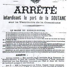 Respect de la Loi de 1905 !