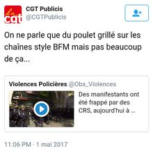 CGT et Justice collabo