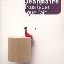 Plus léger que l'air / Federico Jeanmaire