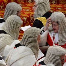 Les Lords contre le Brexit