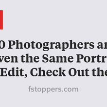 20 Photographers are
