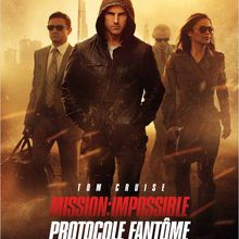 Cinoche : Mission Impossible 4 - Ghost Protocol