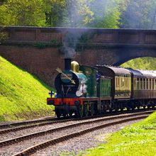 Take the kids to … the Bluebell Railway, East...