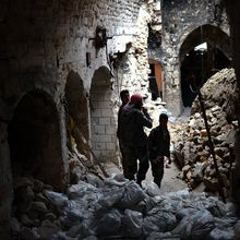 Academics and Archaeologists Fight to Save Syria's Artifacts
