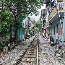Vietnam, Hanoi (Rückblick)